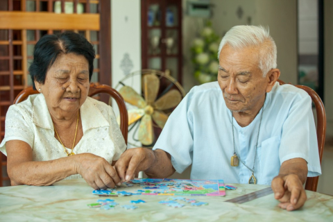 Activities to Keep Seniors Mentally Active